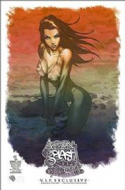 Aspen Splash Swimsuit 2009 #1 Wizard World Chicago Michael Turner Variant comic book